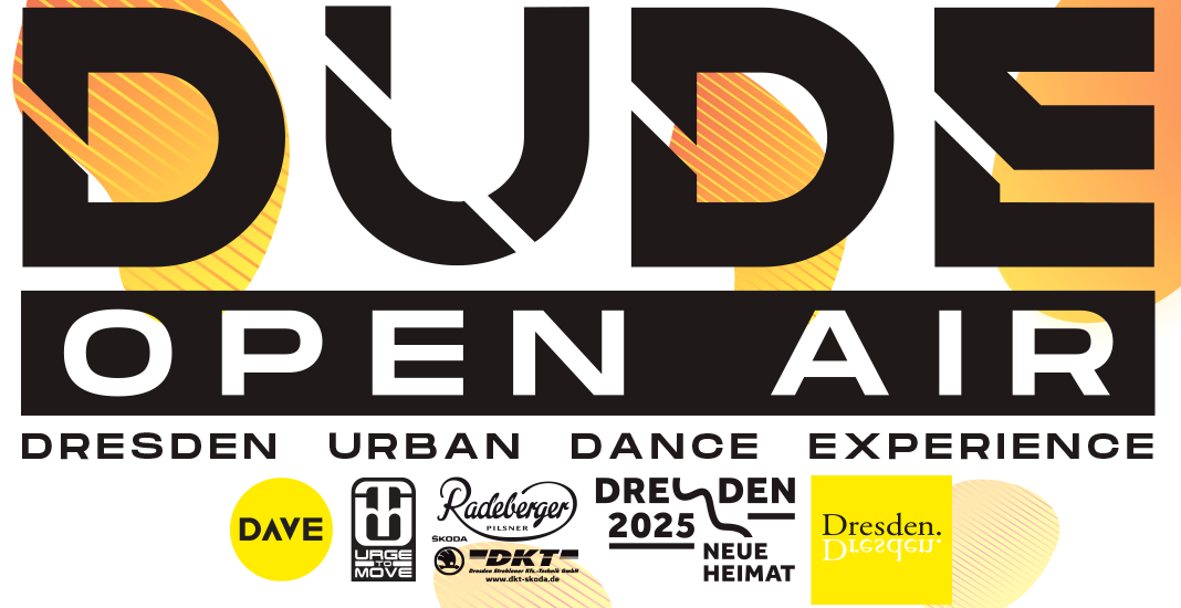 DUDE OPEN-AIR 2019 | Dresden (05.07.-06.07.2019) Logo